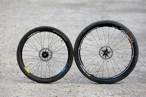 29 Vs 26 Mountain Bikes wheel mountain bike or